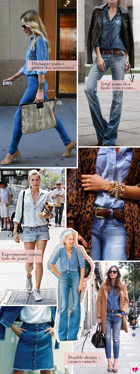 look tudo jeans