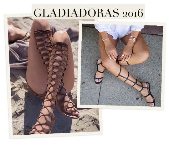 sandalias gladiadoras verao