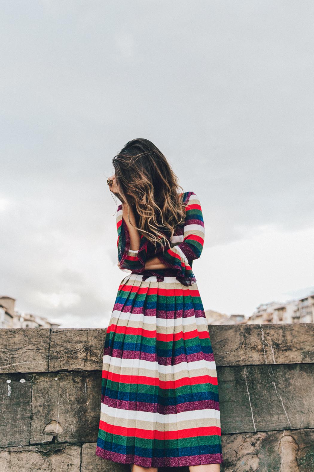 Vestido Gucci DEUSO da Sara, mais infos [aqui]