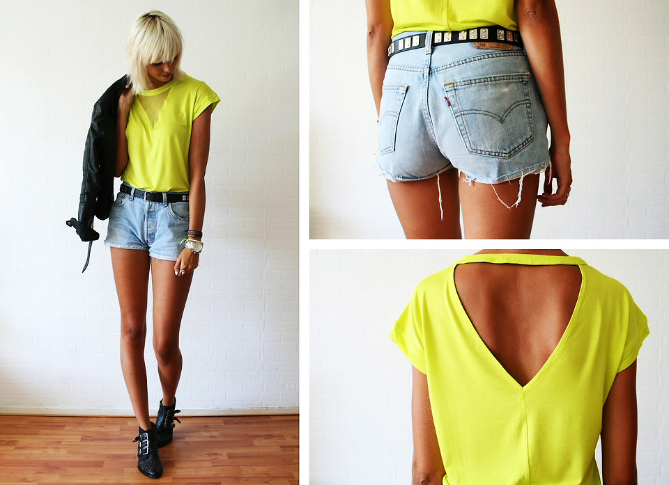 Ideia de look básico, simples e super fashion!